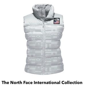 The North Face International Collection Vest